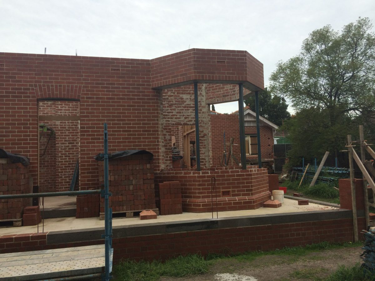 Bricklaying Melbourne